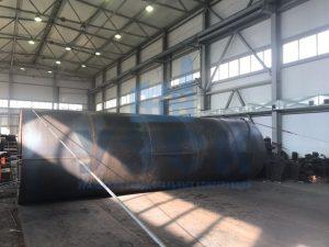 Резевуар вертикальный стальной в Намангане