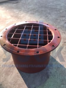 Клапан ПГВУ взрывной 091-80, 092-80 в Намангане