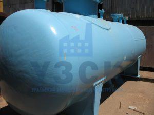 Резервуар РГС, емкость для газового конденсата с сферическими днищами в Намангане