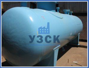 Резервуар РГС в Намангане