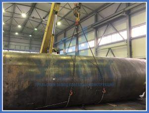 Резервуар РВС стальной в Намангане