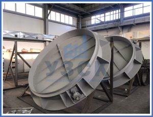 Клапаны ПГВУ, ОСТ, КЛК Ду 2800 от производителя в Намангане