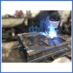 Производство клапанов ПГВУ прямоугольных в Намангане